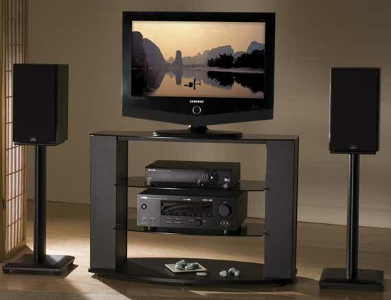 Living Room Speaker Enclosures