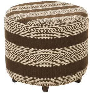 Flynn Ottoman by Union Rustic