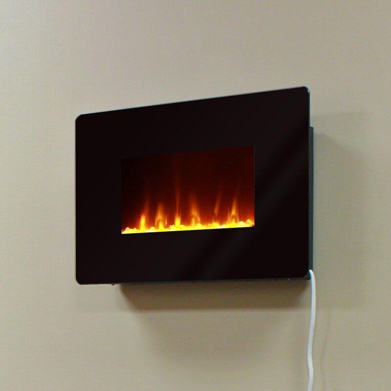 Muskoka wall mounted electric fireplace reviews for 24 wall mount electric fireplace