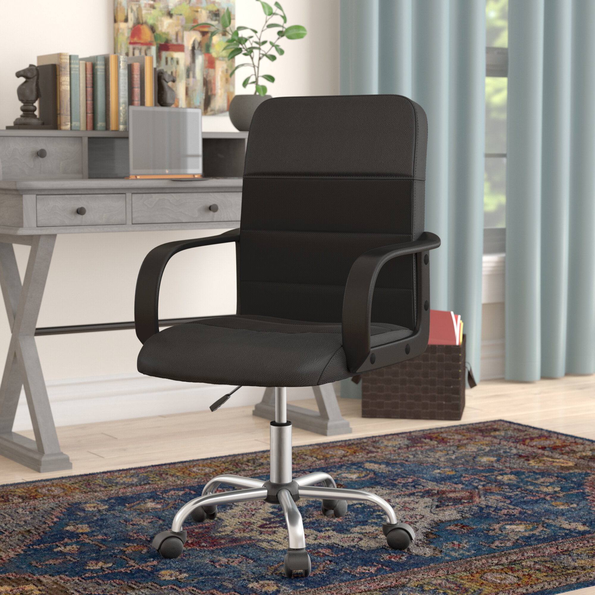Cool Home Office Chairs Office Furniture Office Depot Charlton Home Bischof Mesh Office Chair Reviews Wayfair