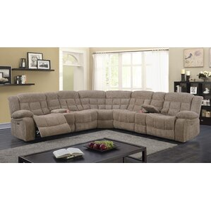 Ivana Reclining Sectional by Red Barrel Studio