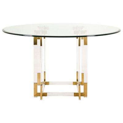 Modern Amp Contemporary Gold Dining Table Base Allmodern