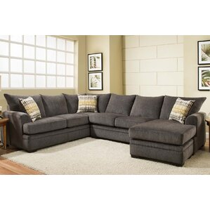 Louis Sectional by Chelsea Home