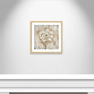 abaa6925bab6  Venetian Gold Botanical I  Framed Oil Painting Print