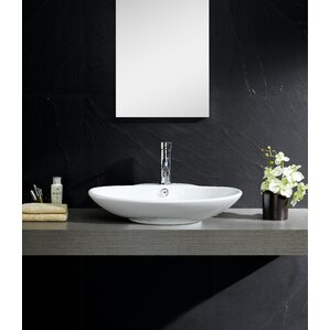 Low Profile Undermount Bathroom Sink low profile bathroom sink | wayfair