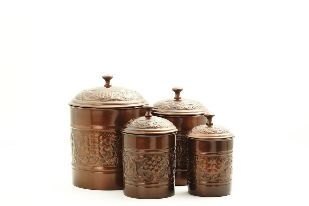 Fascinating Dillards Kitchen Canisters Ideas - Best Image Engine ...