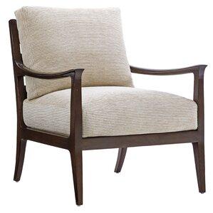 Laurel Canyon Miramar Wingback Chair by Lexi..
