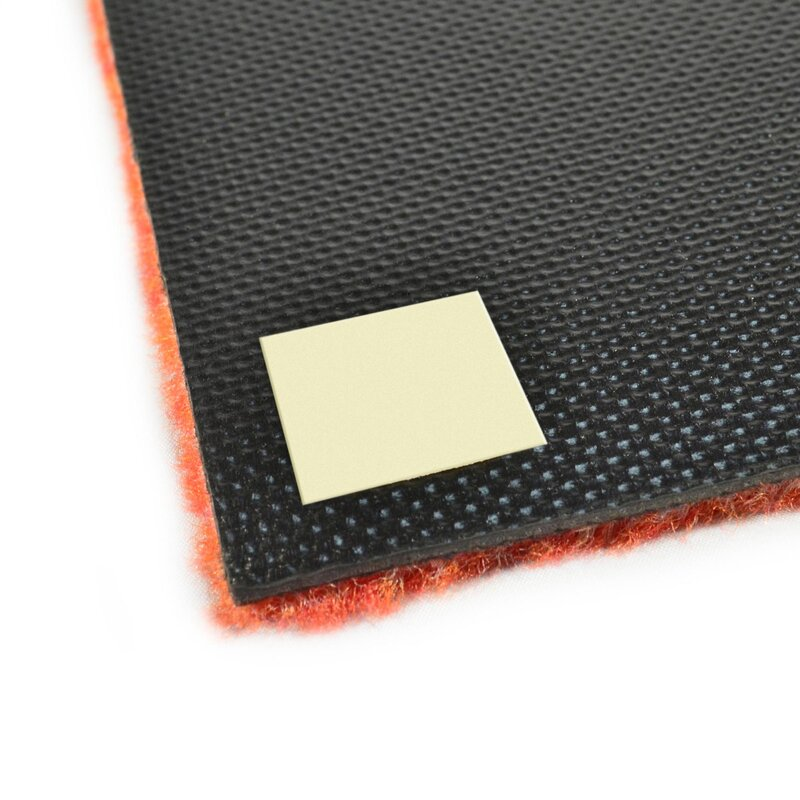 """Collegiate 18"""" x 18"""" Carpet Tiles in Multi-Colored"""