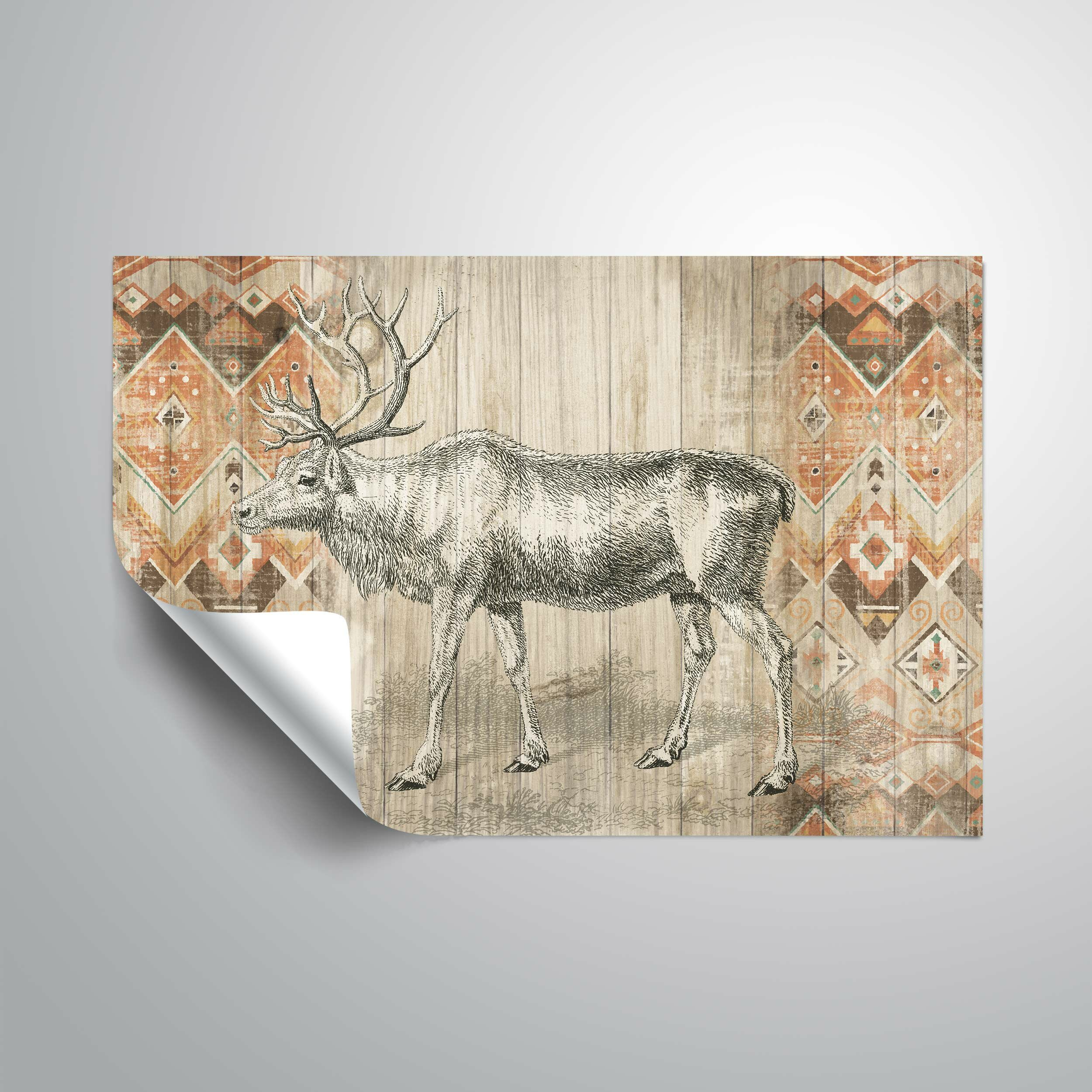 Millwood Pines Natural History Lodge Southwest Ix Wall Decal &