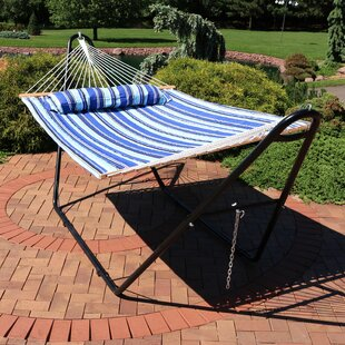 Two Person Hammock With Canopy Wayfair