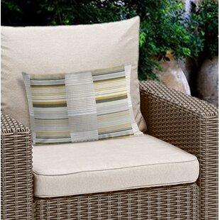 Thursa Small Scale Repeat Lumbar Pillow