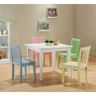 New Canaan Youth 5 Piece Dining Set