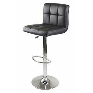 Stockholm Adjustable Height Swivel Bar St..