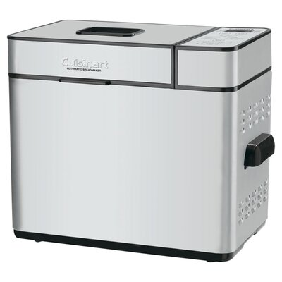 Cuisinart Cuisinart 4 Piece Stainless Steel Bread Maker Set