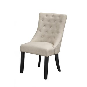 T.J. Side Chair (Set of 2) by Gracie Oaks