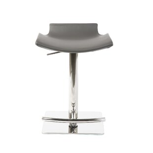 Ascella Adjustable Height Swivel Bar Stool