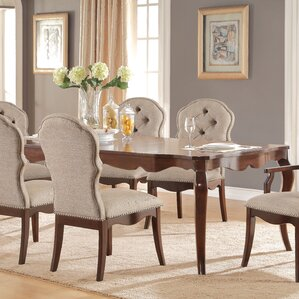 Daxten Extendable Dining Table by Darby Home Co