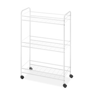 Slim 3 Tier Household Laundry Cart
