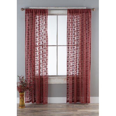 Vintage Lace Curtains Wayfair