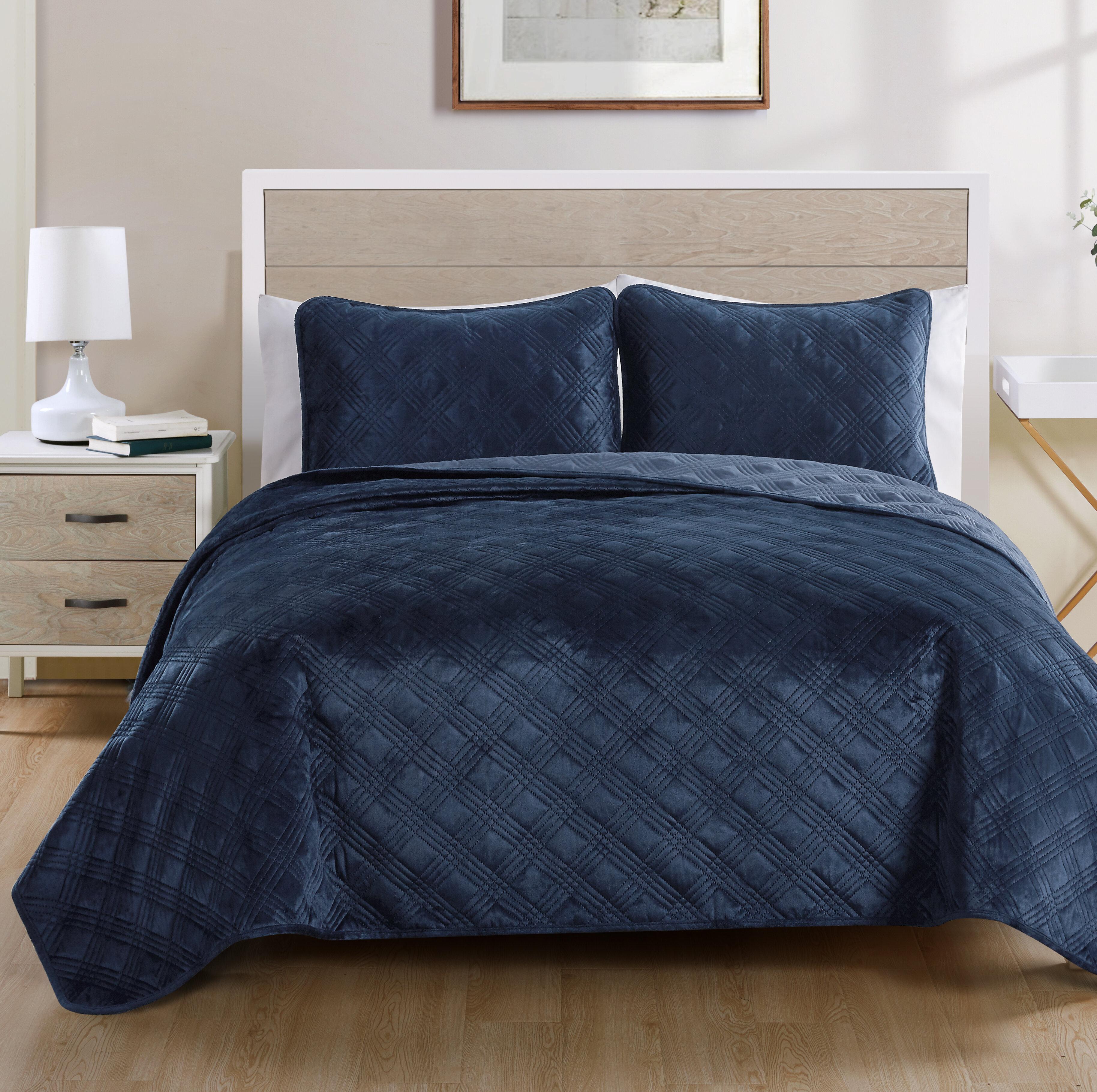 0adb5a318c Blue Velvet Bedding