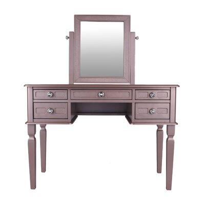 Ferris Vanity Set With Mirror
