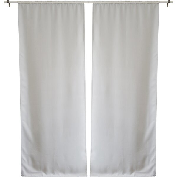 Best Home Fashion, Inc. Solid Blackout Thermal Curtain Liners (Set ...