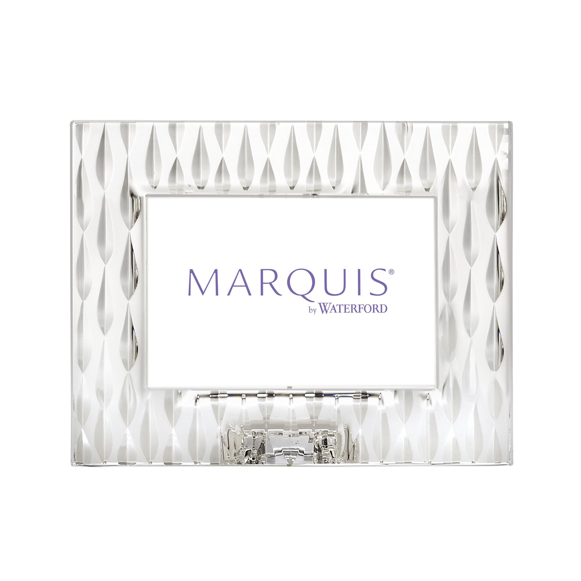 Marquis by Waterford Rainfall Picture Frame & Reviews | Wayfair