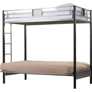 Loft Bed With Couch Wayfair