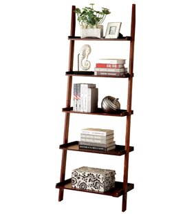 Leaning Bookcases U0026 Ladder Shelves Youu0027ll Love | Wayfair