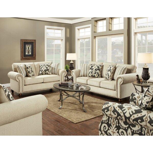 Mentz Sleeper Configurable Living Room Set