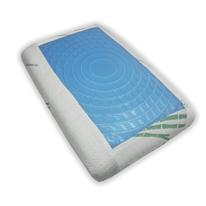 gel best sleepers our cool perfect pillows pillow jan cloud for ratings foam reviews memory hot option dual