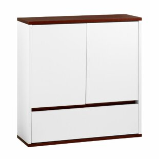 Rozanne 60 x 62cm Wall Mounted Cabinet by Belfry Bathroom