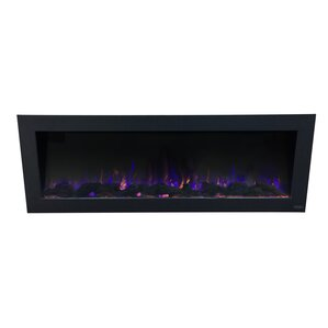 Sideline? Wall Mount Electric Fireplace by Touchstone