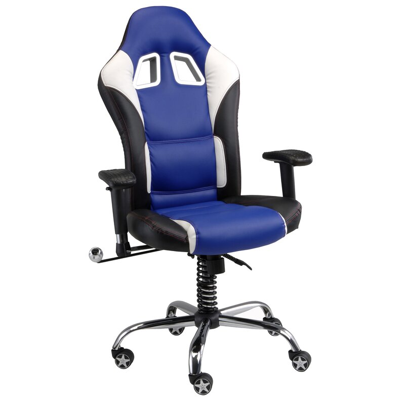 Brilliant Essentials By Ofm Ess 6065 Racing Style Gaming Chair Uwap Interior Chair Design Uwaporg