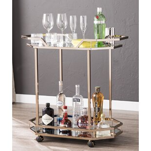 Howe Bar Cart