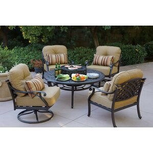Fire Pit Table Sets You Ll Love Wayfair