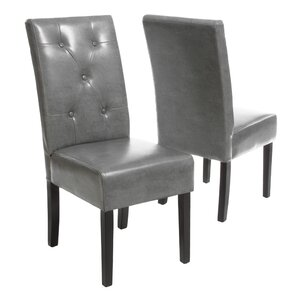 Grey Kitchen & Dining Chairs You\'ll Love   Wayfair