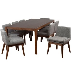 Perla 9 Piece Dining Set by Corrigan Studio