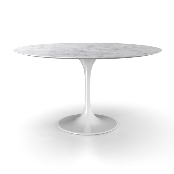 Carrara Marble Table | Wayfair