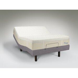 ergo dual california king adjustable bed set of 2