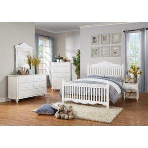 Emmaline Twin Panel Configurable Bedroom Set