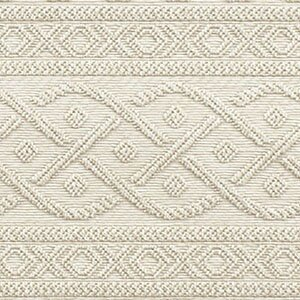 Three Posts Acton Ivory Indoor Outdoor Area Rug Amp Reviews