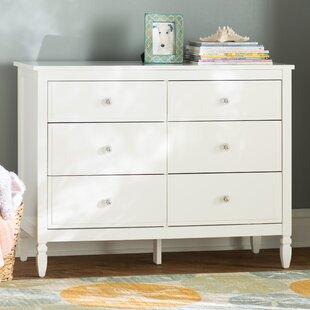 Arinna 6 Drawer Double Dresser