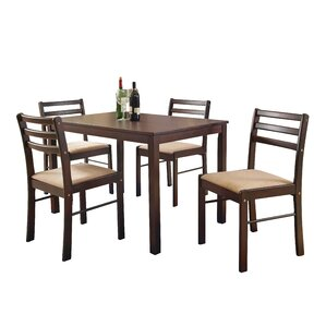 Parkwood 5 Piece Dining Set by ACME Furniture