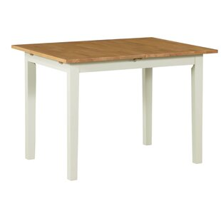 Shipe Extendable Solid Wood Dining Table