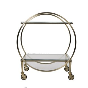 2 Tier Bar Cart