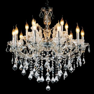 Richards 15 Light Chandelier