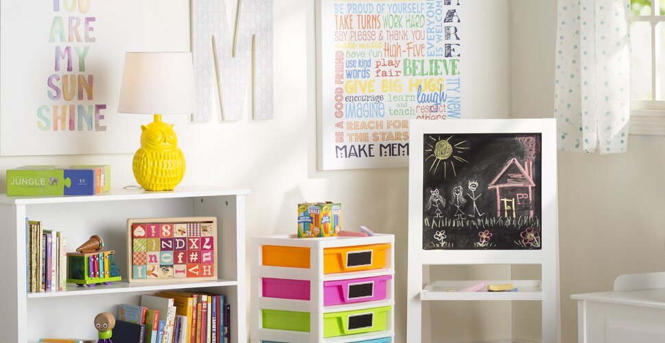 Kids Wall Art kids' wall art you'll love | wayfair
