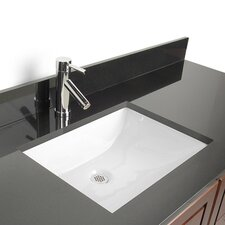 Bathroom Sinks Drop In Vs Undermount modern bathroom sinks | allmodern