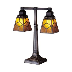 Southwest table lamps wayfair southwest mica diamond mission 20 table lamp aloadofball Choice Image